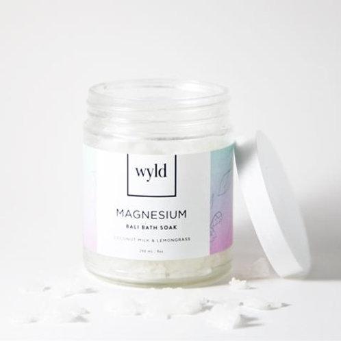 WYLD - Magnesium Bali Bath Soak