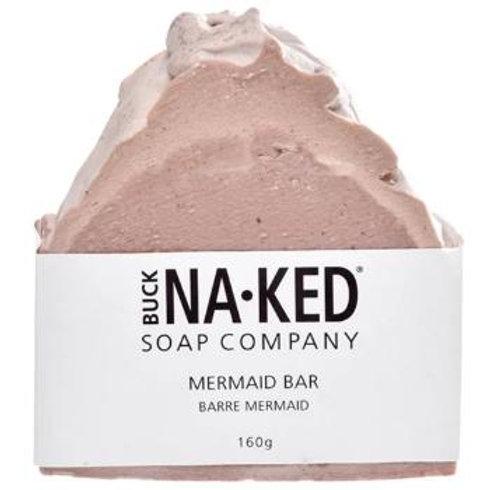 BUCK NAKED - Mermaid Shampoo Bar