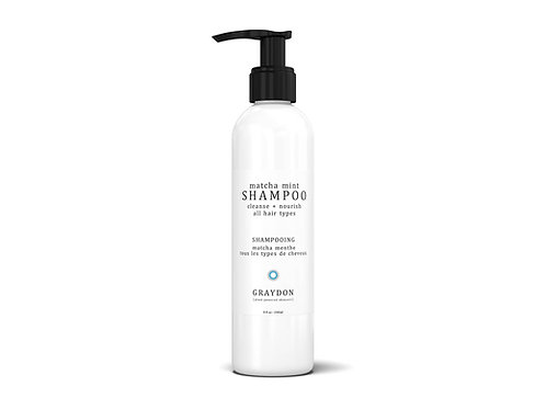 GRAYDON - Matcha Mint Shampoo