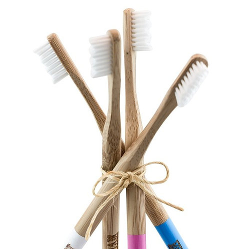 BAM Bamboo Toothbrushes