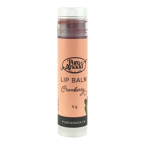 PURE ANADA - Cranberry Tinted Lip Balm