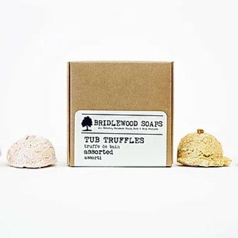 BRIDLEWOOD - Vegan Citrus Tub Truffles