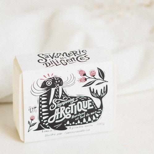 SAVONNERIE DES DILIGENCES - Arctic Shampoo Bar