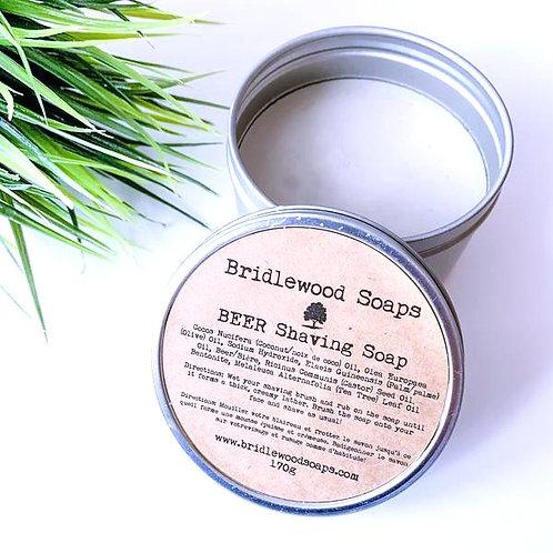 BRIDLEWOOD - Tea Tree + Malt Shaving Soap