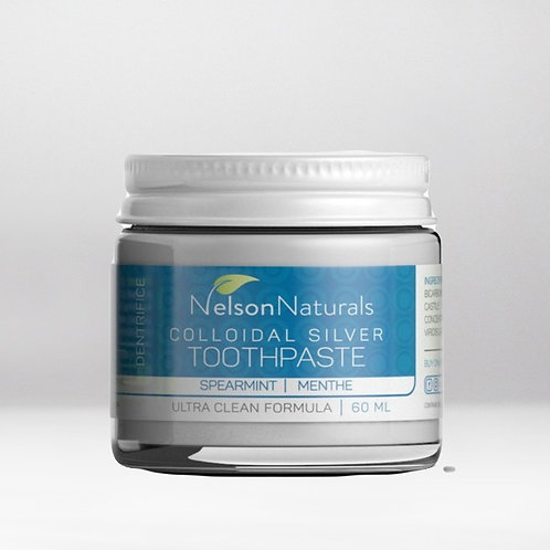 NELSON NATURALS - Spearmint Toothpaste
