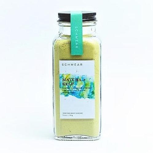SCHMEAR - Matcha & Kelp Cleanser