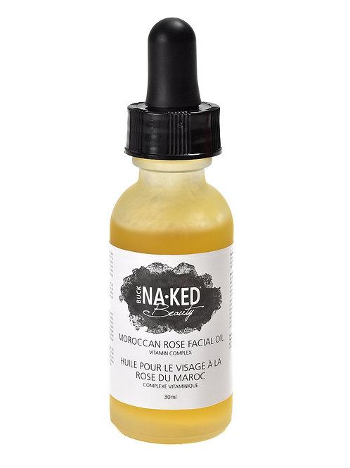 BUCK NAKED - Moroccan Rose Facial Oil