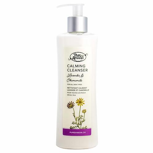 PURE ANADA - Calming Lavender + Chamomile Cleanser