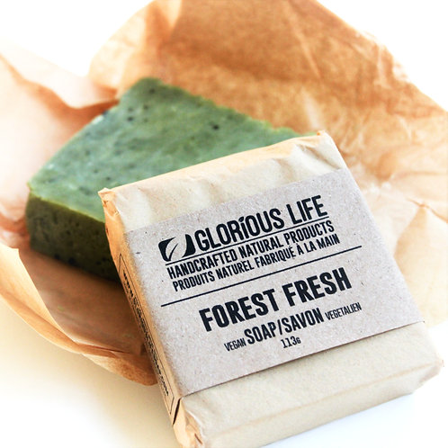 GLORIOUS LIFE - Forest Fresh Soap