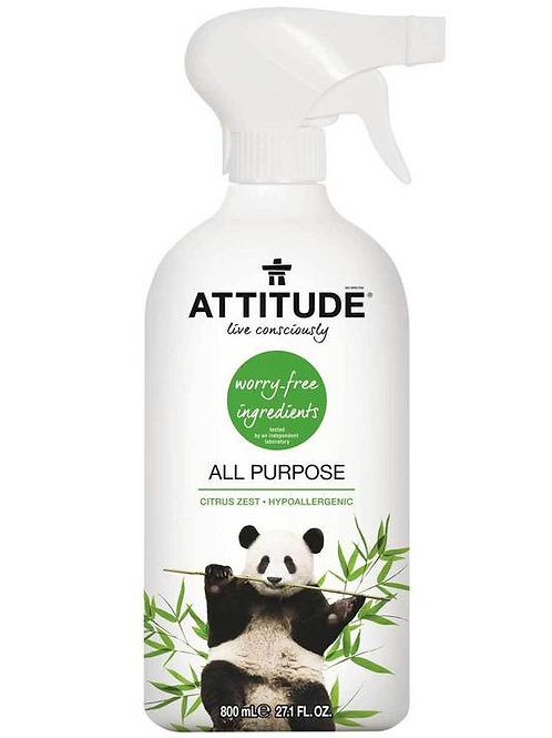 ATTITUDE - All Purpose Cleaner CITRUS ZEST