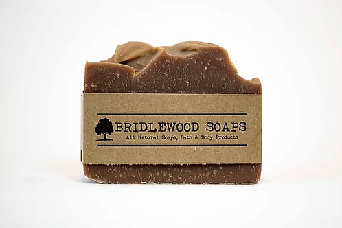 BRIDLEWOOD - Peppermint Chocolate Soap