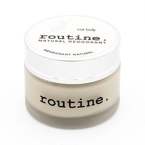 ROUTINE - Cat Lady Deodorant