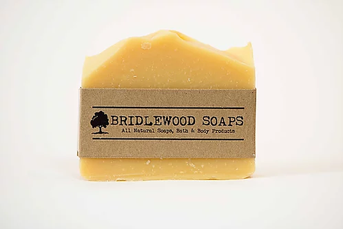 BRIDLEWOOD - Lemongrass + Carrot Soap