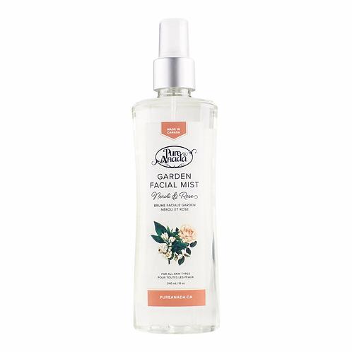 PURE ANADA - Garden Neroli + Rose Facial Mist