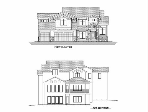Hawthorne Exterior Elevation