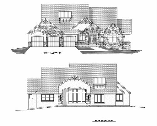 Briarcliff Exterior Elevations
