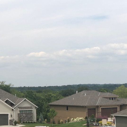 View lines from deck