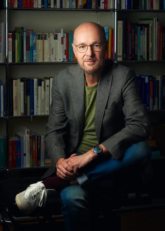 Uli Cyriax - CEO of Cyriax Partners