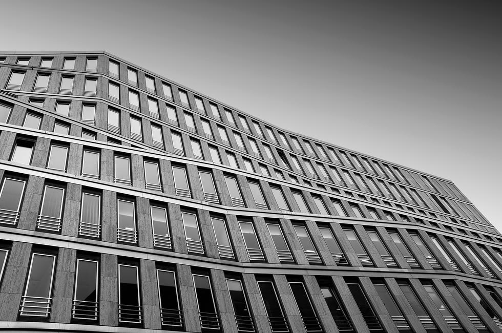 B&W Architecture - Hamburg