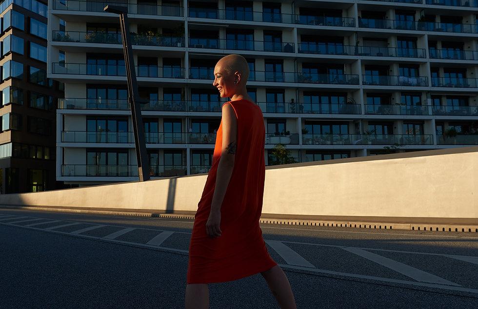 Fashion Photography in Hamburg - Hafencity