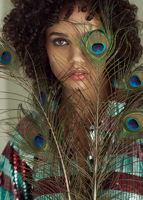 Lara Lisboa - H&M Sabrina Wolf/Stylist Andrea Kadler