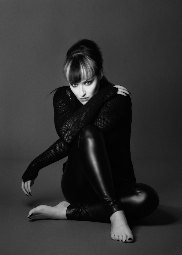 Lucia Cifarelli KMFDM