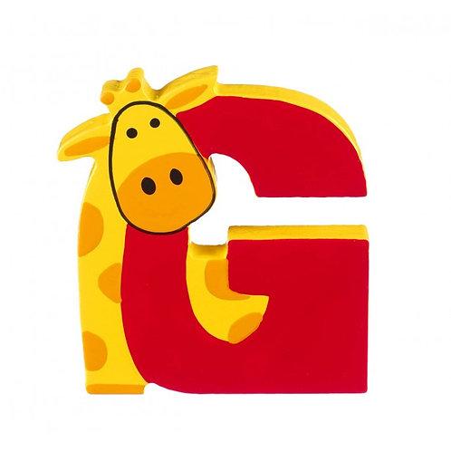 Orange Tree G is for Giraffe