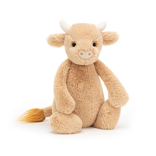 Jellycat Bashful Cow - Various Sizes