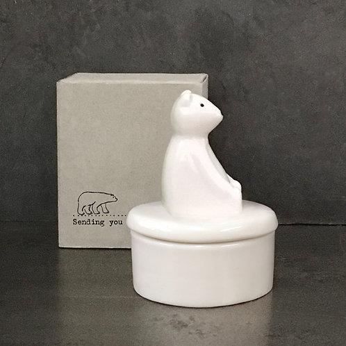 Little Pot - Bear