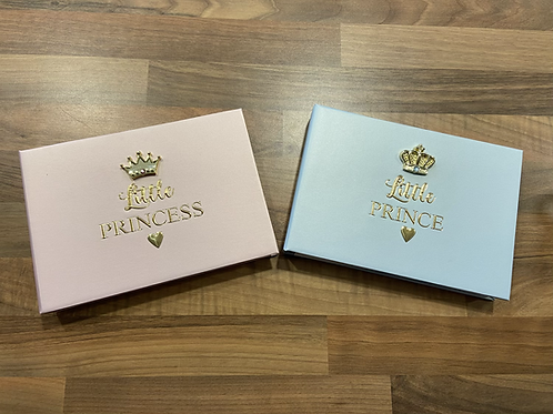 Little Prince and Princess Photo Albums