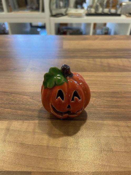 Ceramic Cut Out Pumpkin