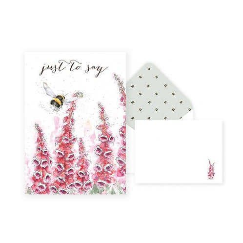 Wrendale Just to say Thank you Card Pack
