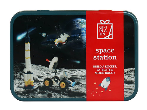 Space Station in a Tin