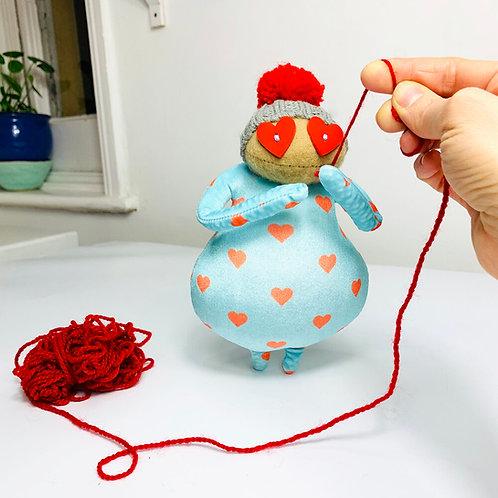 Mini Ron by Ruby Ruth Dolls