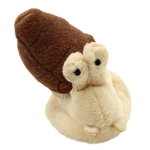 Snail Finger Puppet