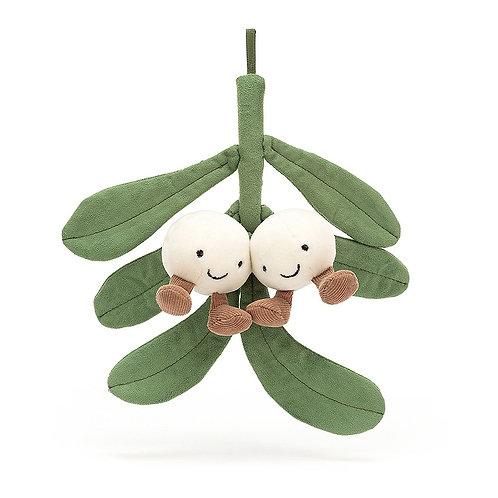 Jellycat Amuseable Mistletoe
