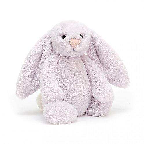 Jellycat Bashful Lavender Bunny (Medium)