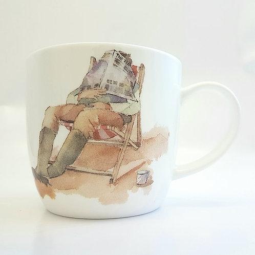 Trumpers World Mug - All gardeners need thinking time