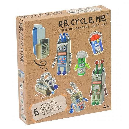 RecycleMe Medium - Robot World