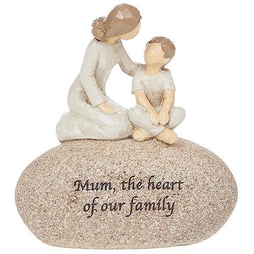 Sentiment Stone Mum