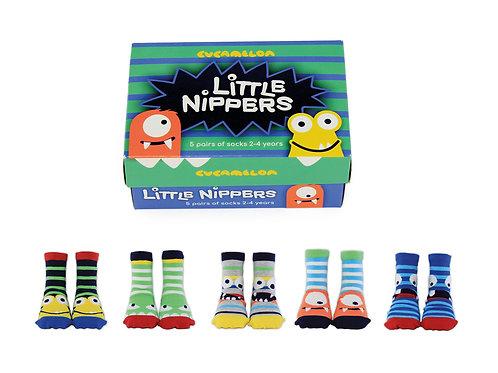 Cucamelon Little Nippers Baby Socks