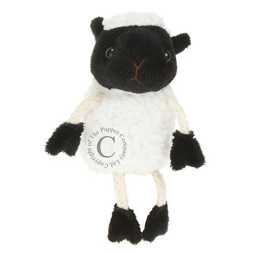 White Sheep Finger Puppet