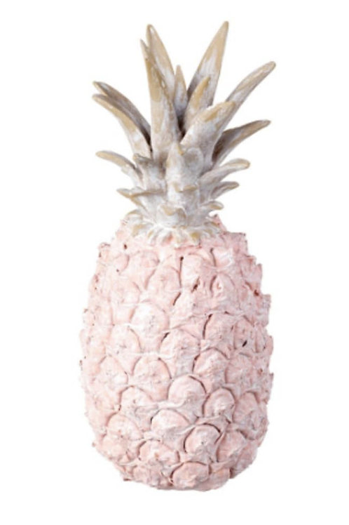 Parlane Light Pink Decorative Pineapple (Large)