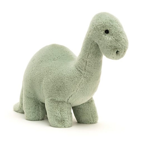 Jellycat Fossilly Brontosaurus - Various Sizes