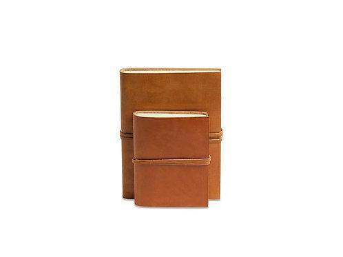 Nkuku A5 Rustic  Leather Journal