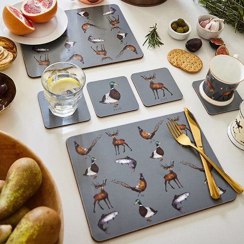 Katie Cardew Country Estate Placemat