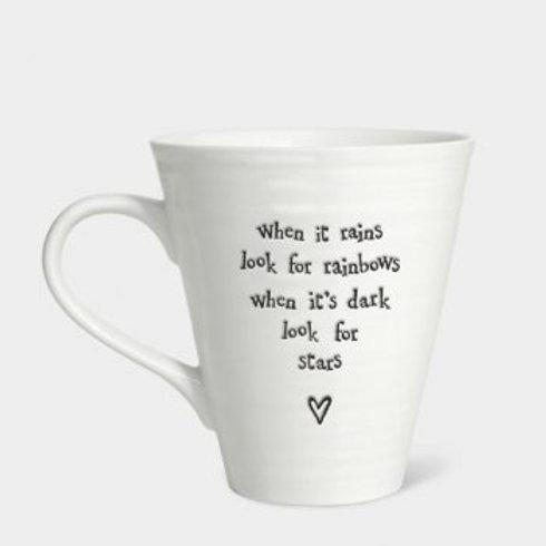 When it rains... Mug