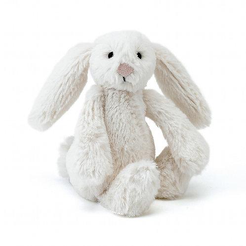 Jellycat Bashful Cream Bunny - Various Sizes