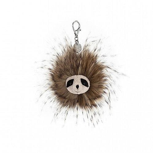 Jellycat Cyril Sloth Bag Charm