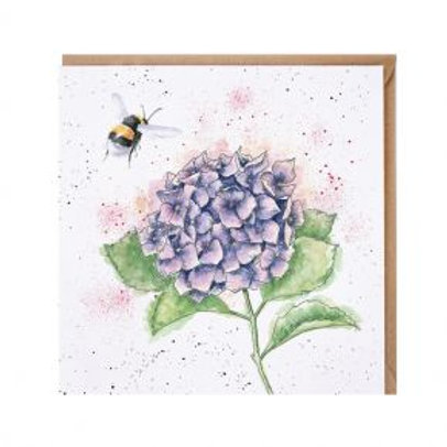 Wrendale The Busy Bee Card